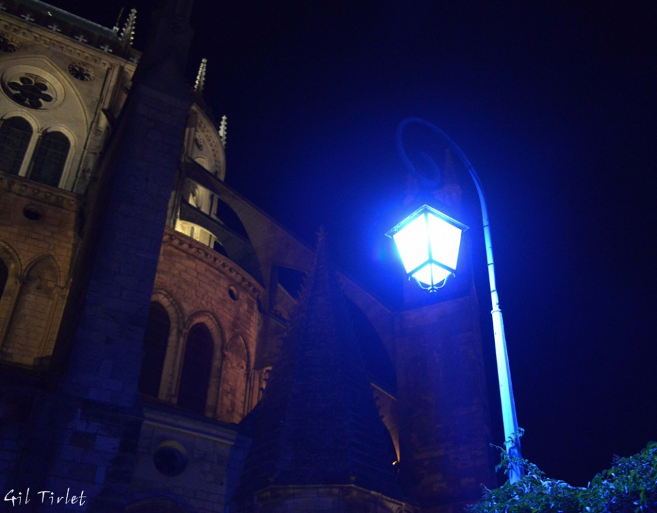 Gil Tirlet Photography - Bourges Night and Day
